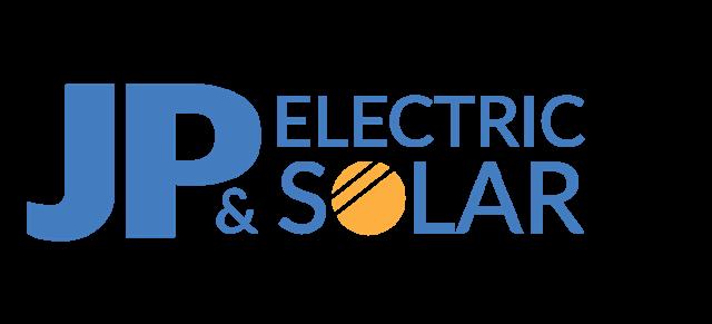 JP Electric & Solar logo