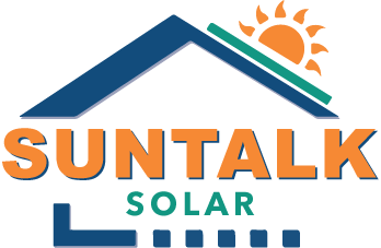 SunTalk Solar logo