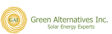 Green Alternatives Inc. logo