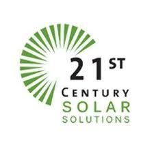 21st Century Solar Solutions logo