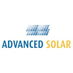Advanced Solar logo