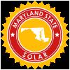 Maryland State Solar logo