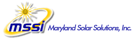 MSSI - Maryland Solar Solutions, Inc logo