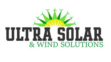 ULTRA Solar & Wind Solutions logo
