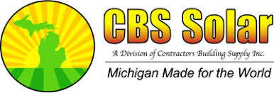 CBS Solar logo