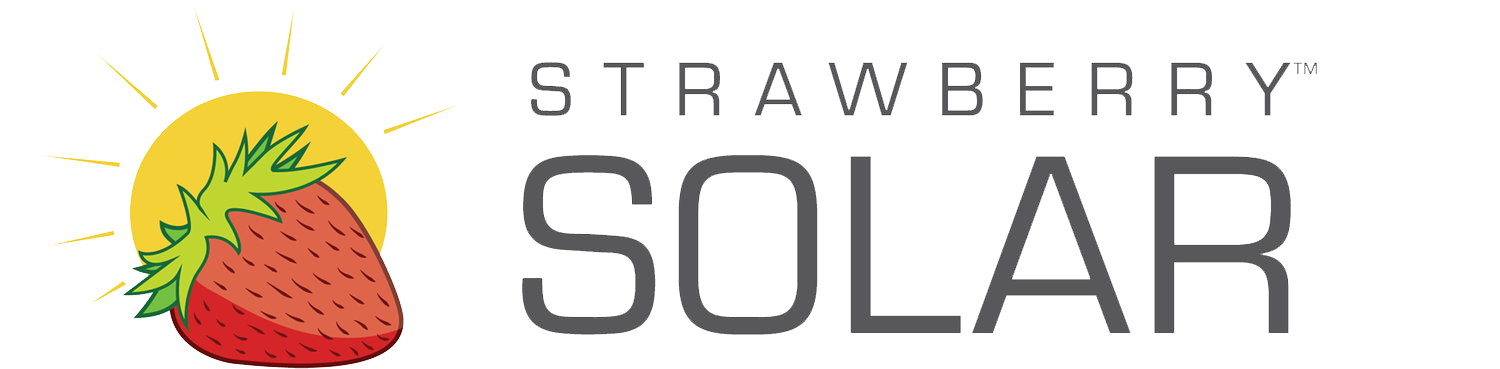 Strawberry Solar logo