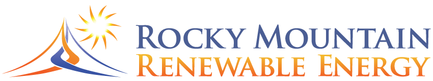 Rocky Mountain Renewable Energy logo
