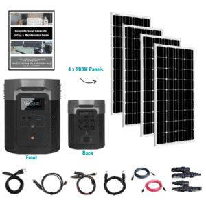 EcoFlow Delta Max Kit