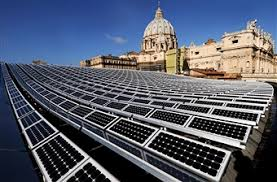 Let There Be Solar The Vatican Goes Green With New Panels