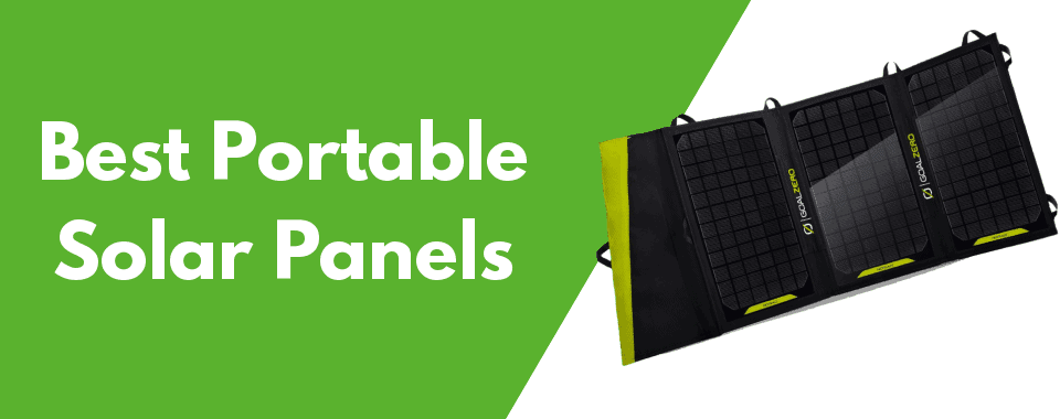 7 Best Portable Solar Panels of 2019 (Review)