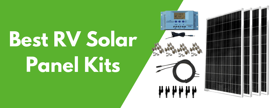 rv solar panel kits featured image