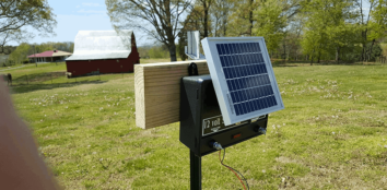 solar electric fence chargers featured image