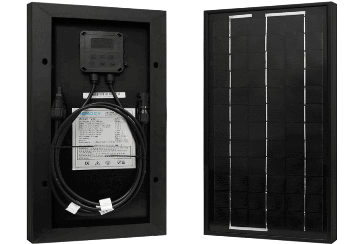 Renogy 10 Watt 12 Volt Monocrystalline Solar Panel Featured Image