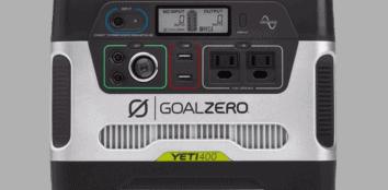 goal zero yeti 400 featured image