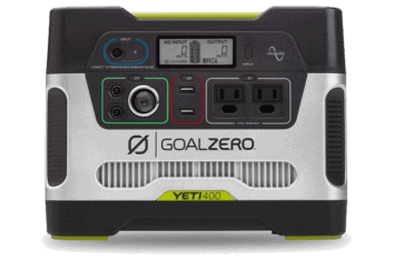 goal zero yeti 400 featured image