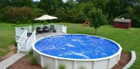 solar pool covers featured image