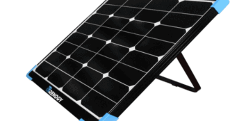 Renogy 50-Watt Mini Eclipse Monocrystalline Solar Panel featured image