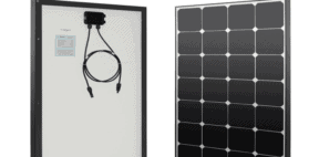 renogy eclipse 100 watt 12 volt monocrystalline solar panel featured image