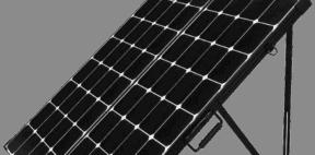 renogy 200 watt eclipse monocrystalline solar suitcase featured image