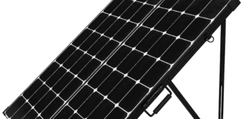 renogy 200 watt eclipse monocrystalline solar suitcase featured image