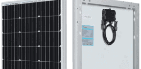 renogy 80-watt 12-volt monocrystalline solar panel featured image