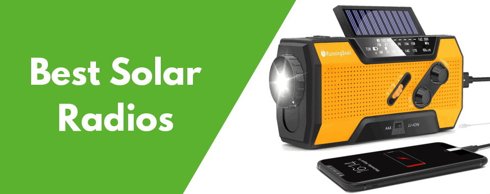 solar powered radios featured image