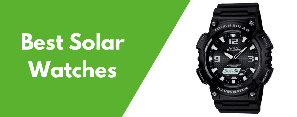 solar powered watches featured image