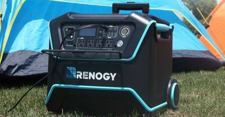 Renogy Lycan Powerbox Solar Generator featured image new