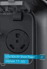 AC200 Max 30A RV Plug