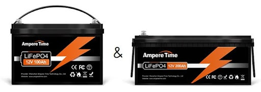 Ampere time battery