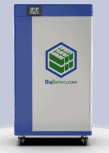 BigBattery 48V KONG 12kWh Powerwall