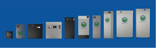 BigBattery solar batteries