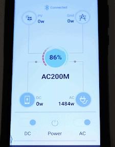 Bluetti Mobile App