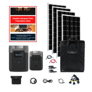 EcoFlow Delta 1800 Base Camp Kit