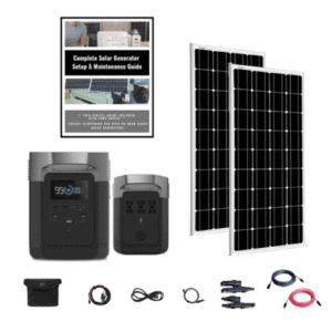EcoFlow Delta 1800 Double Kit