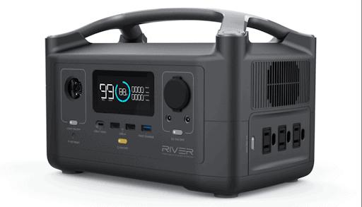 EcoFlow RIVER 600 Portable Power Station