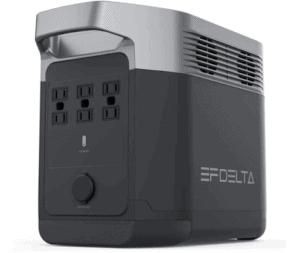 EcoFlow Delta Solar Generator