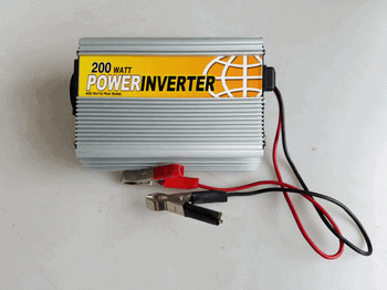 Image of solar inverter
