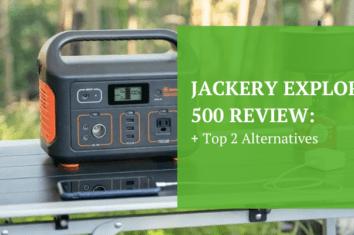 Jackery Explorer Portable power station