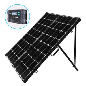 Renogy 200W 12V Eclipse Solar Panel Suitcase