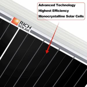 Rich solar solar cells