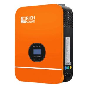 Rich solar wifi monitoring