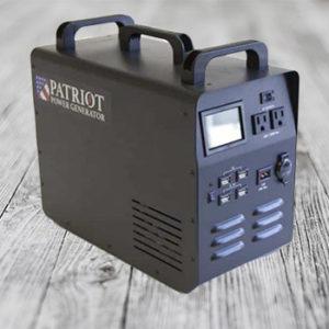 Patriot power generator