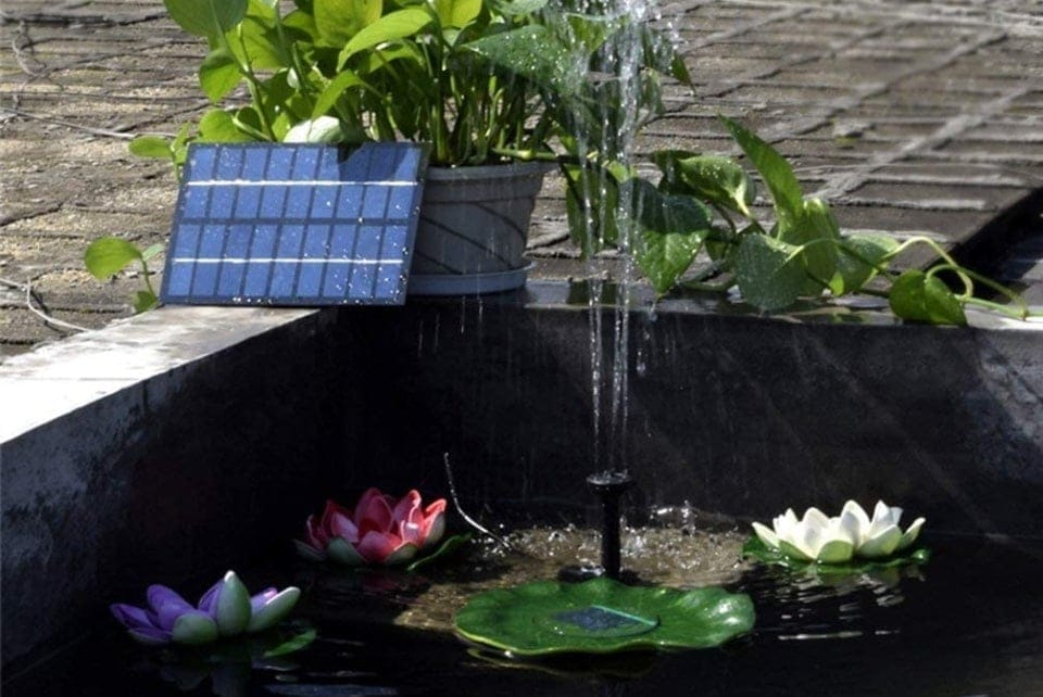 10 Best Solar Powered Water Pump Kits In 2021 Review