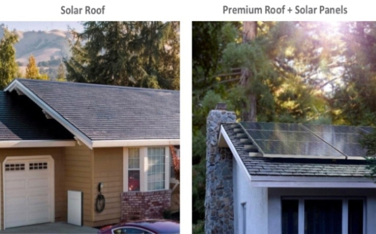 comparison table explaining cost differences between tesla solar roof vs traditional roof plus panel combination (2)