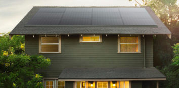 house with solar roof shingles featured image