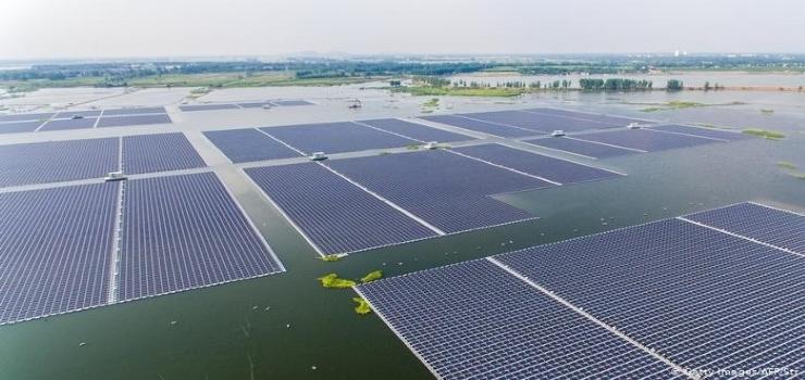 lithuania floats a solar-powered future