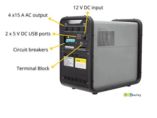 Hysolis solar generator MPS