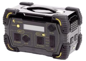 Lion Energy Portable Solar Generator